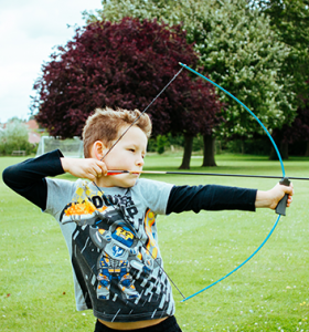 archery outdoors