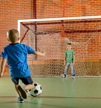 Futsal goal 353x378 1