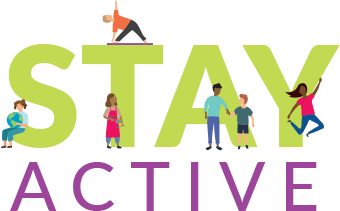 stay active logo
