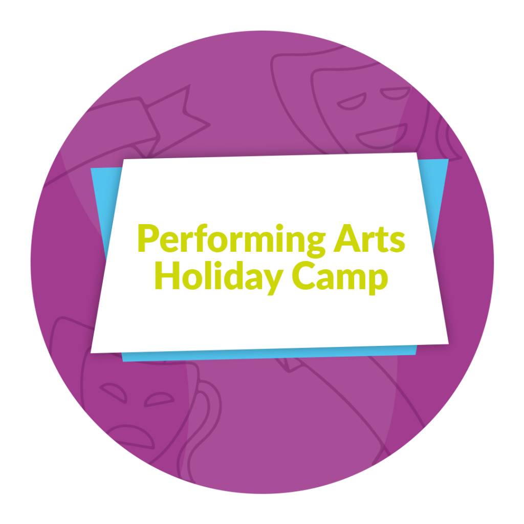 performing arts holiday camp