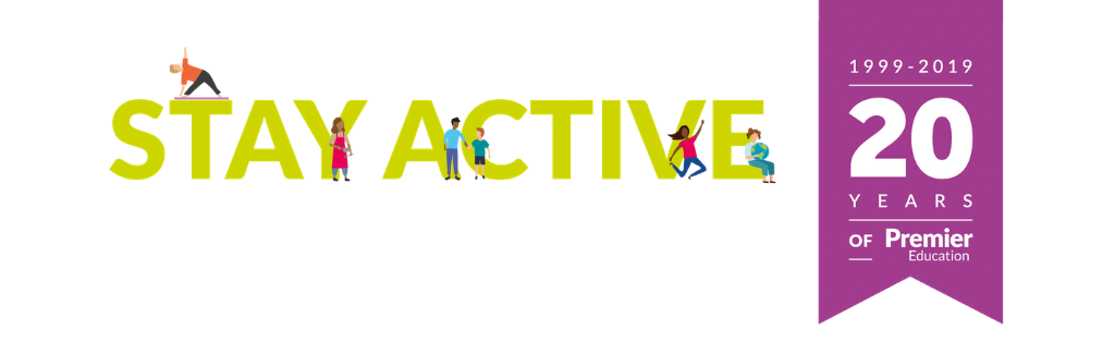 stay active top 5 activities