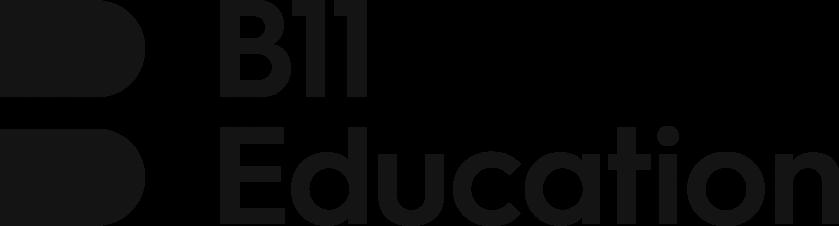 B11 Education Logo new grey