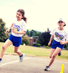 athletics activities with Premier Education