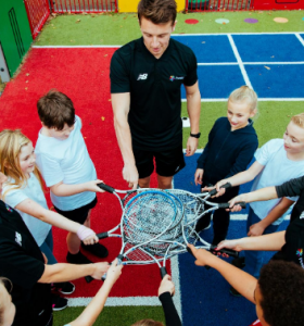 tennis activities 2 with Premier Education