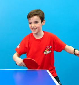 table tennis activities 2 with Premier Education