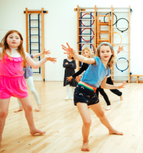 dance activities 2 with Premier Education