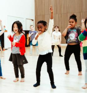 dance activities 1 with Premier Education
