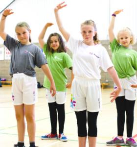 dance activities 3 with Premier Education