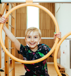 gymnastics activities 2 with Premier Education