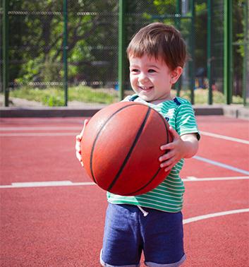 basketball start sporty