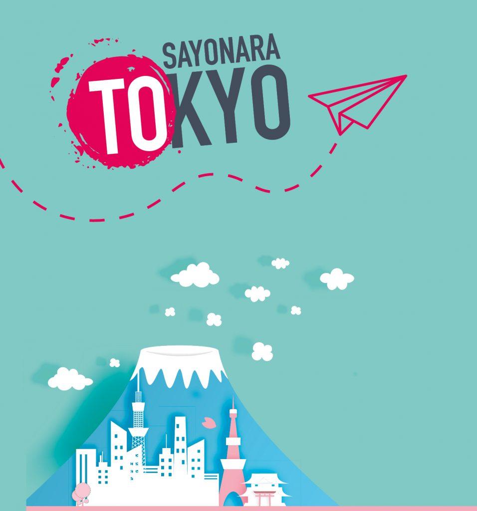 Sayonara Tokyo